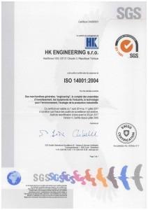 ISO 14001:2004 FR