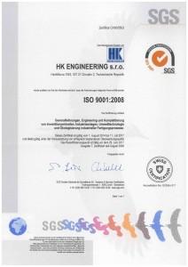 ISO 9001:2008 DE