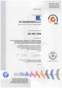 ISO 9001:2008 FR