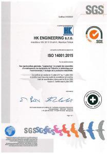ISO 14001:2015 FR