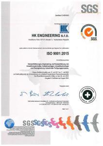 ISO 9001:2015 DE
