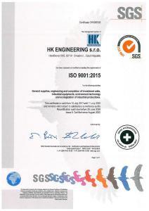 ISO 9001:2015 EN