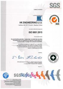 ISO 9001:2015 FR