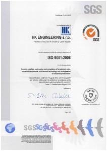 ISO 9001:2008 EN