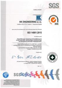 ISO 14001:2015 DE